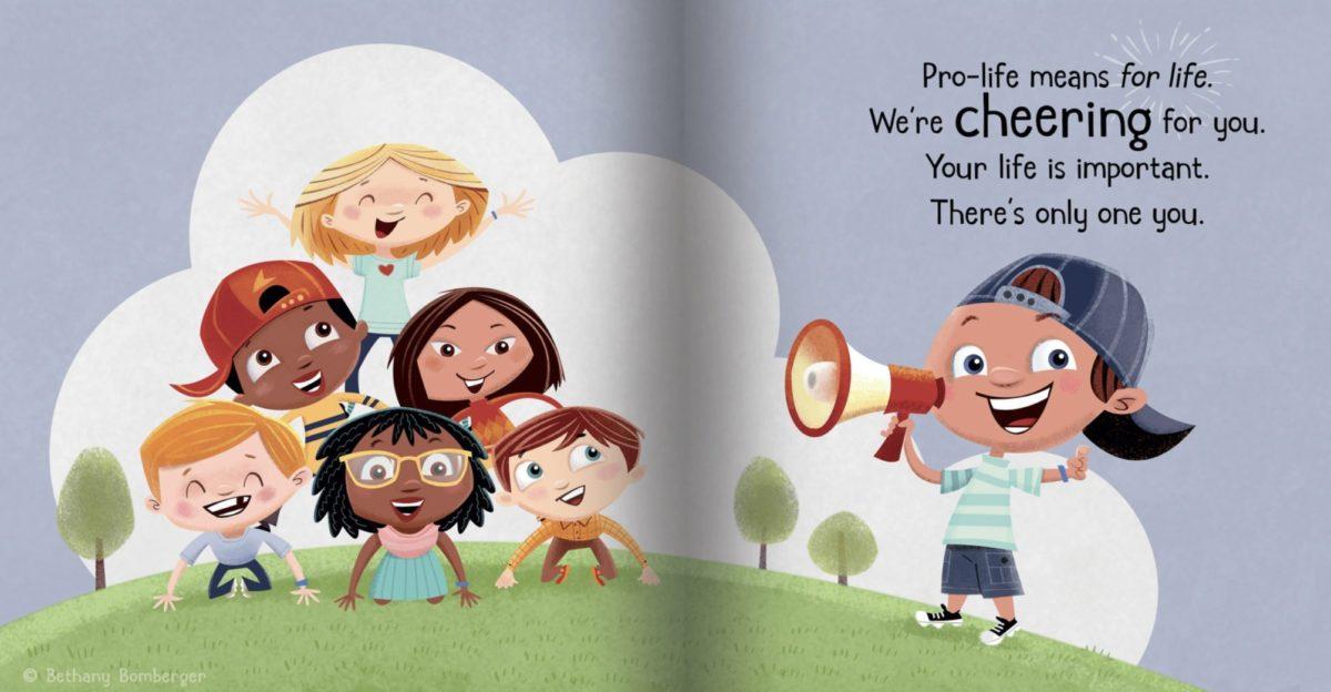New Children's Book Promotes Pro Life Principles