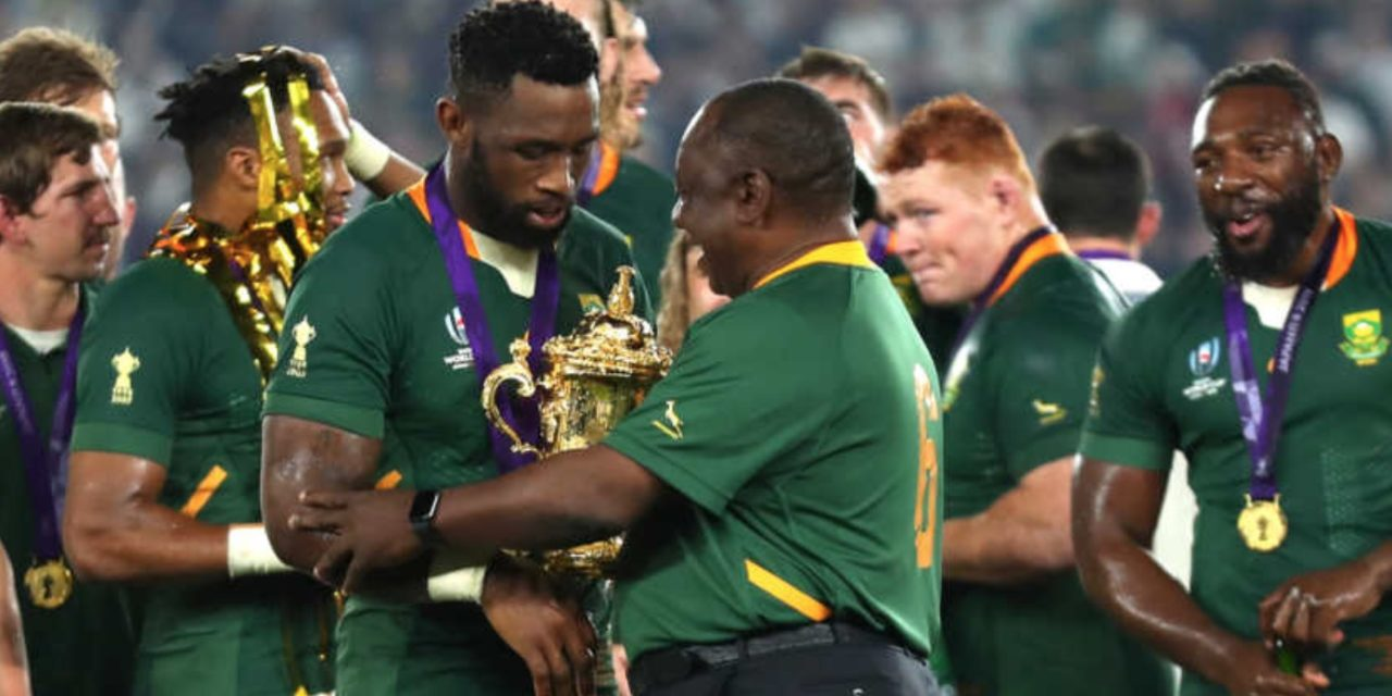 'I Decided to Lose My Life and Find it in Christ': The Extraordinary Testimony of South Africa's Rugby Captain