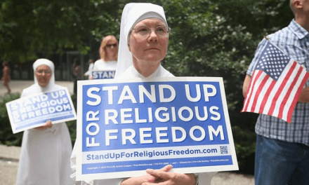 Senators Tell Supreme Court: Protect Little Sisters From Being Forced to Fund Abortions