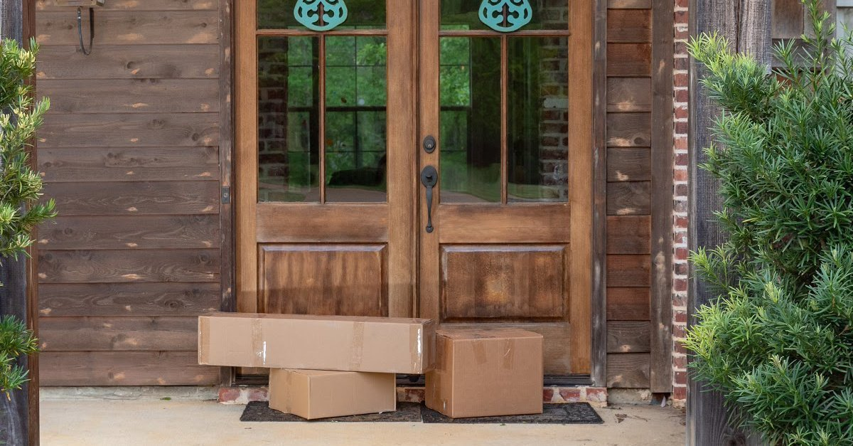 Porch Thief Steals Box of Bibles from Pastor's Front Door