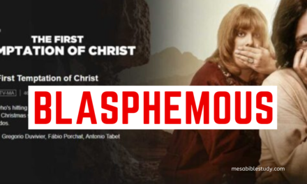 2 Million Sign Petitions Asking Netflix to Pull Blasphemous 'Dark Comedy' Depicting Jesus as Homosexual