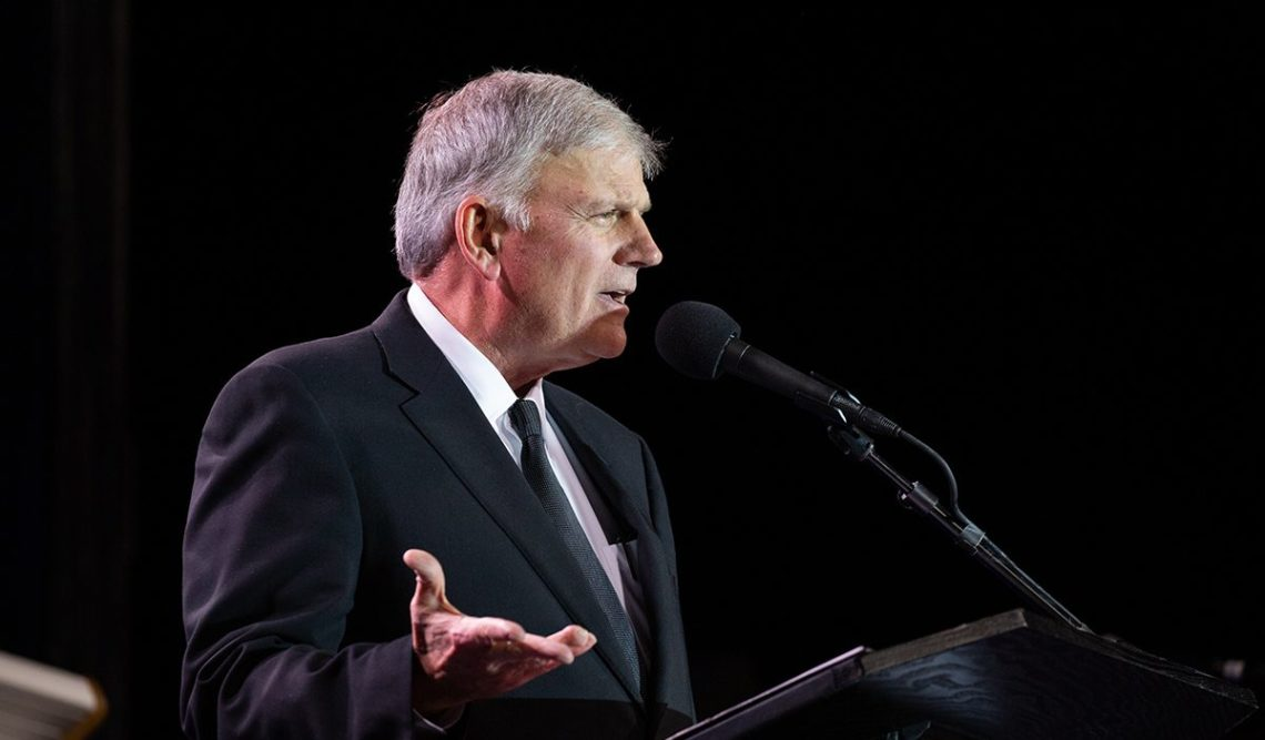 Franklin Graham: What's at Stake in the Coming Year