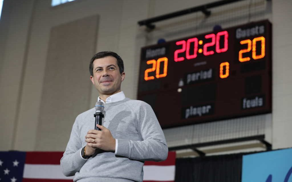 LGBTQ Activists Angry to Learn Pete Buttigieg Rang the Salvation Army Bell