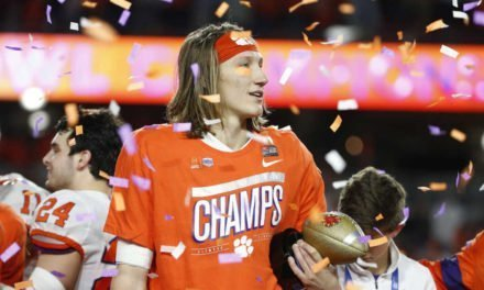 'God Can Do Immeasurably More': Clemson QB Trevor Lawrence Leans on Ephesians 3:20 in Stunning Playoff Victory Over Ohio State
