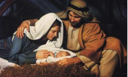God is Pro-Life: He Entered the World as an Embryo, Then a Fetus, Then a Newborn Baby
