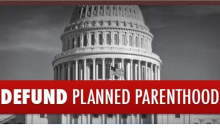 Trump and GOP Stop Democrats From Forcing Americans to Fund International Planned Parenthood