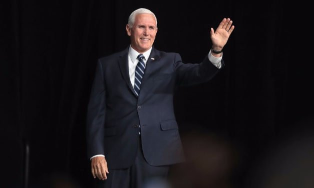 Pastor Calls Vice President Mike Pence 'One of the Most Persecuted Christians in America'