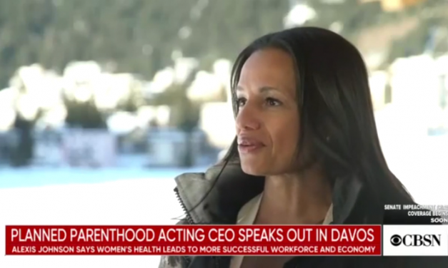 CBS Skips President Trump's March for Life Speech, Runs Interview With Planned Parenthood CEO