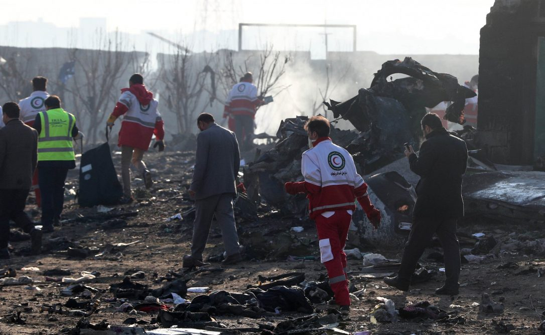 Iranian Missile System Shot Down Ukraine Flight, Probably by Mistake, Sources Say