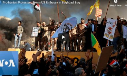Go Figure President Barack Obama Associate Led the US Embassy Siege in Baghdad