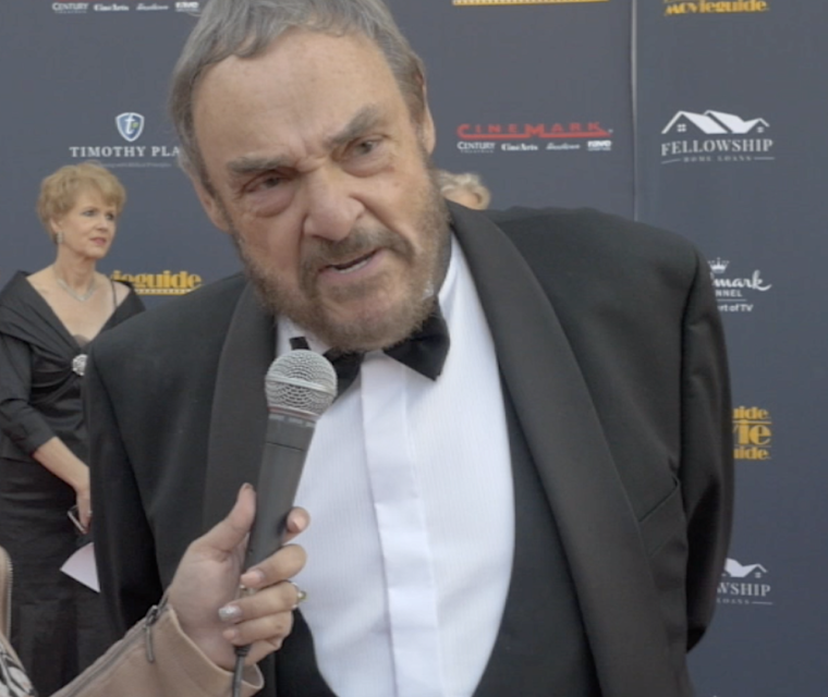 Hollywood actor John Rhys-Davies says Christianity's not irrelevant, has made the world better