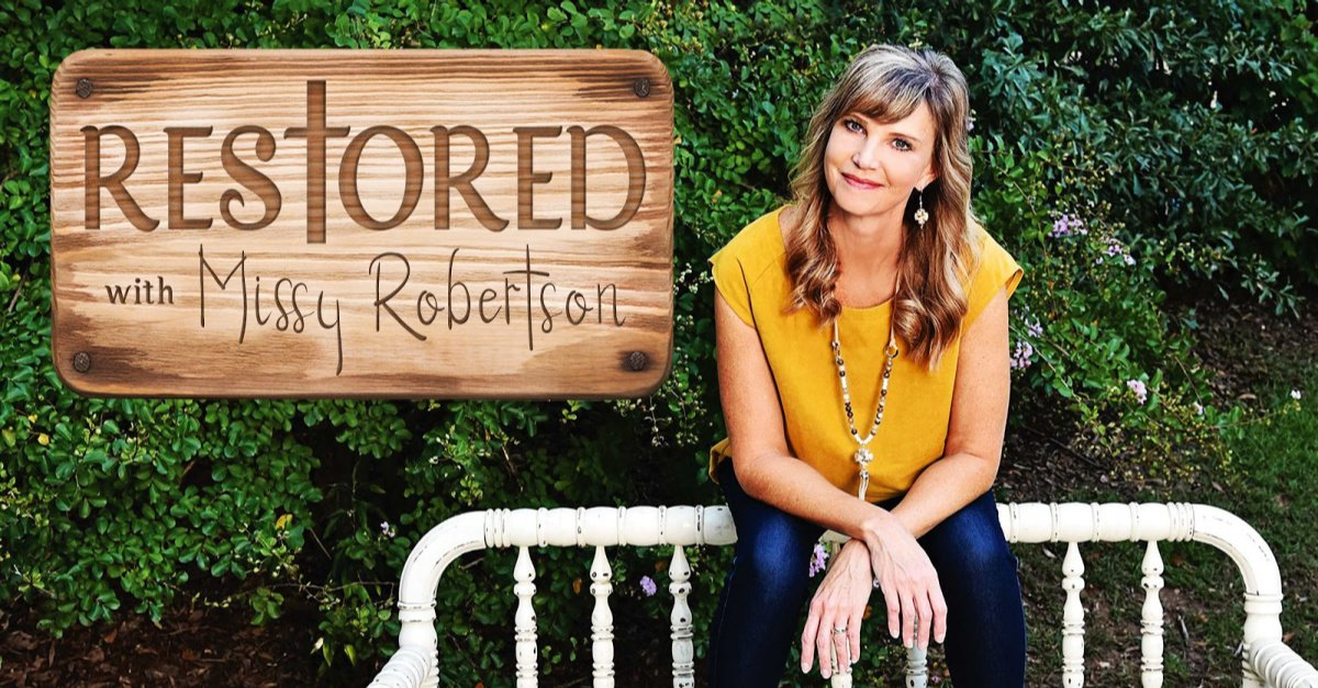 Duck Dynasty Star Spotlights Radical Stories of Redemption in New Series Restored