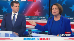 <div>Klobuchar: 'I Wish Everyone Was As Perfect As You, Pete.'</div>