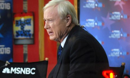 Chris Matthews warns of 'executions in Central Park' if socialism wins