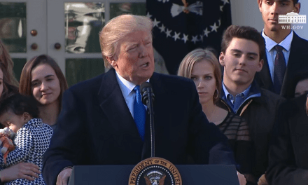 President Trump Has an Excellent Pro-Life Record, He's Done So Much to Save Babies from Abortion