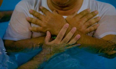 """The """"Gospel"""" will be Preached: Secret Mission to Baptize 20 Iranians: 'God Gave Me Living Water and a New Life'"""