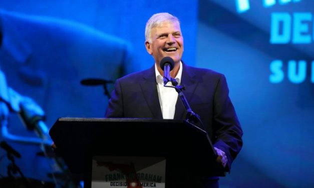 "Franklin Graham ""My message is one of love, not hate"""