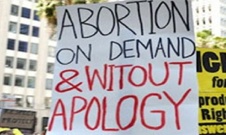 Abortion Activists Can't Defend Abortion So They Claim Pro-Lifers are Racists
