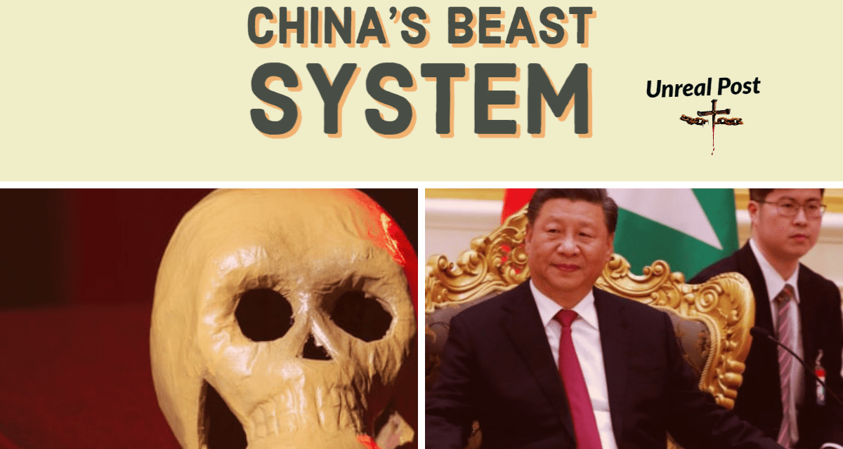 How China's Xi Jinping destroyed religion and made himself God 'the Beast System'