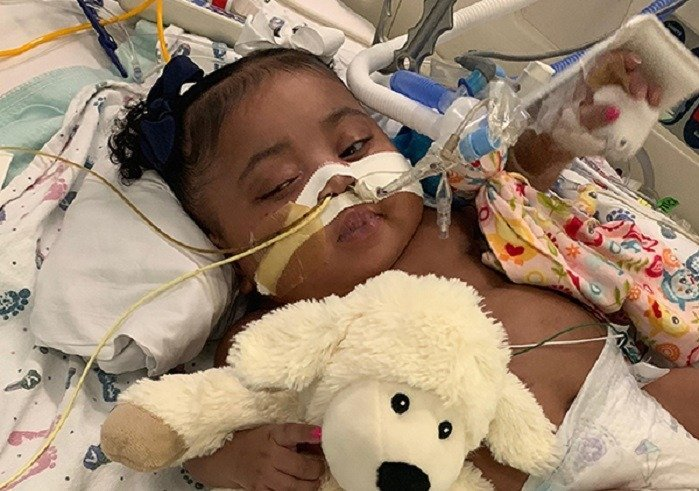 Baby Tinslee Improves After Judge Stops Hospital From Yanking Her Life Support