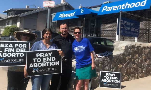 Pro-Life People Showed Up to Pray, But the Abortion Clinic Cancelled All the Abortions
