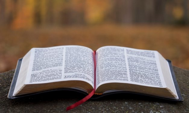 """Bible Remains Undamaged after Truck Goes up in Flames """"Hebrews 4:12"""""""