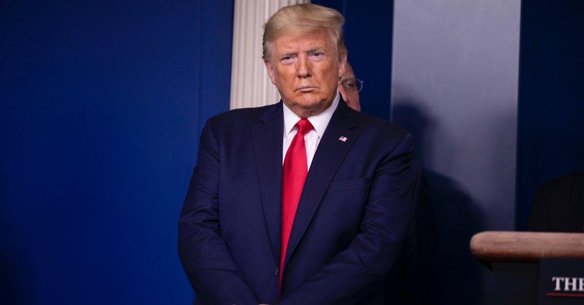 President Trump Donates 4th Quarter Salary to Fight the Coronavirus