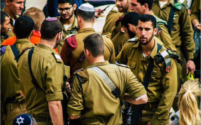 Israeli Defense Forces to Provide Care for the Elderly Amid Battle Against COVID-19