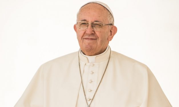 "Pope Declares We Have Sinned against Earth ""Moronic"""