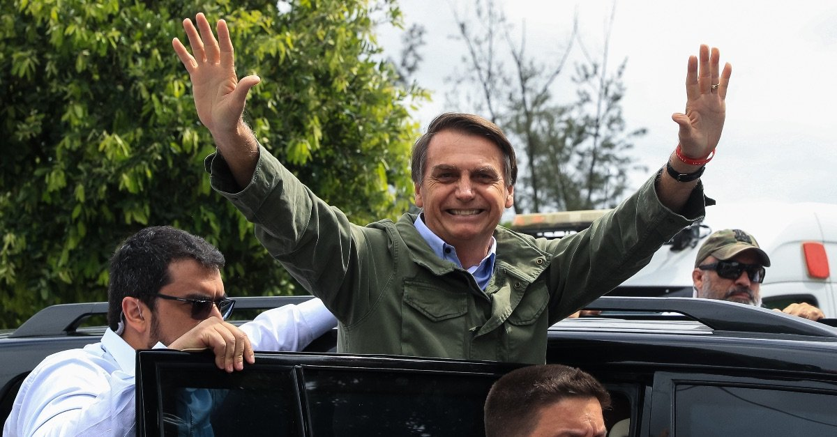 Brazil's President Calls for National Day of Prayer and Fasting to 'Free Brazil from This Evil' Coronavirus