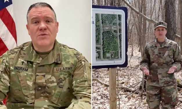 Facebook Part of the Beast System: Army chaplains' prayer videos during coronavirus removed from Facebook after complaints