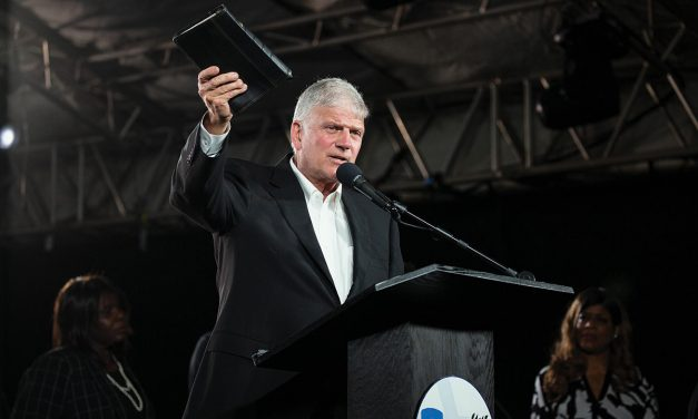 Inspirational: Franklin Graham: Faith Over Fear, Trust in the Lord