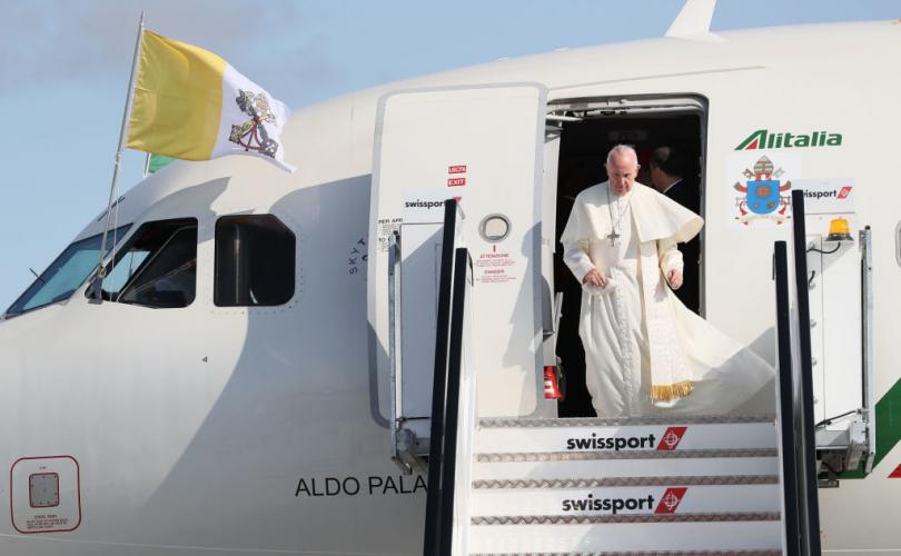 Pope Francis doubles down: Pandemic is 'nature's response' to environmental damage