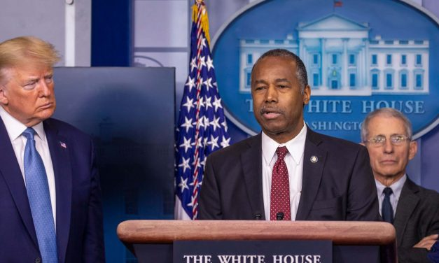 WATCH: Dr. Ben Carson: Don't Wait 'Until Every Vestige Of The Virus Is Gone' To Reopen Economy