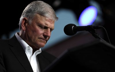 Franklin Graham Shares His Prayer Moment with Trump and His Efforts to 'Lift up Christ' During COVID-19 Crisis