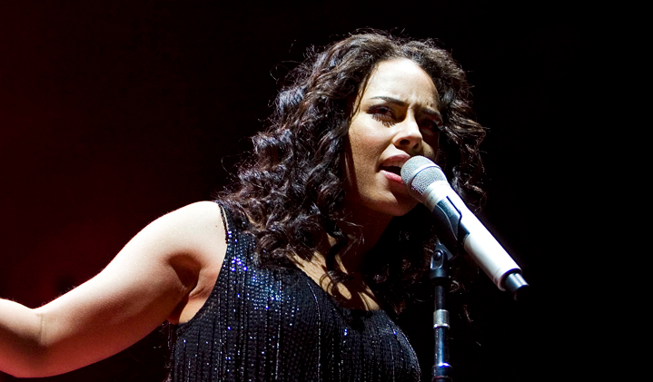 """Alicia Keys Rejected Abortion: """"How Could I Take Away the Potential for This Beautiful Child"""""""
