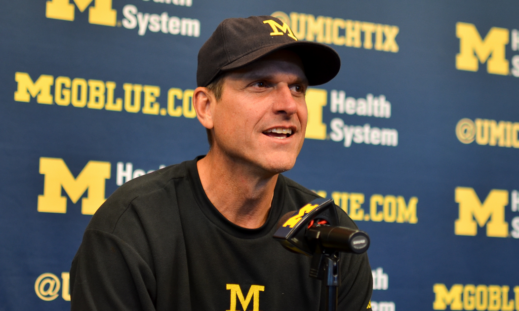 "Coach Jim Harbaugh: ""Can't be Anything More Horrendous"" Than Killing Babies in Abortion"
