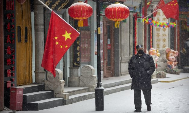 China Sentences Journalist to 15 Years in Prison for Condemning Communism