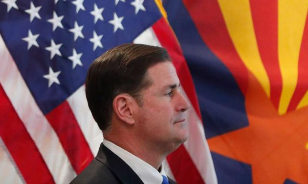 Arizona Sheriffs Refuse To Enforce Stay-at-Home Order by Gov Doug Ducey, Point to Constitution