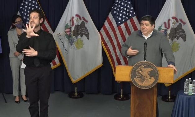 Sinister: Illinois Governor Says No Reopening of Church for One Year