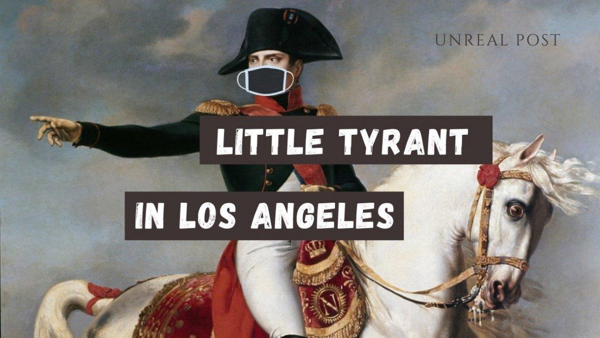 Los Angeles Mayor Threatens Small businesses