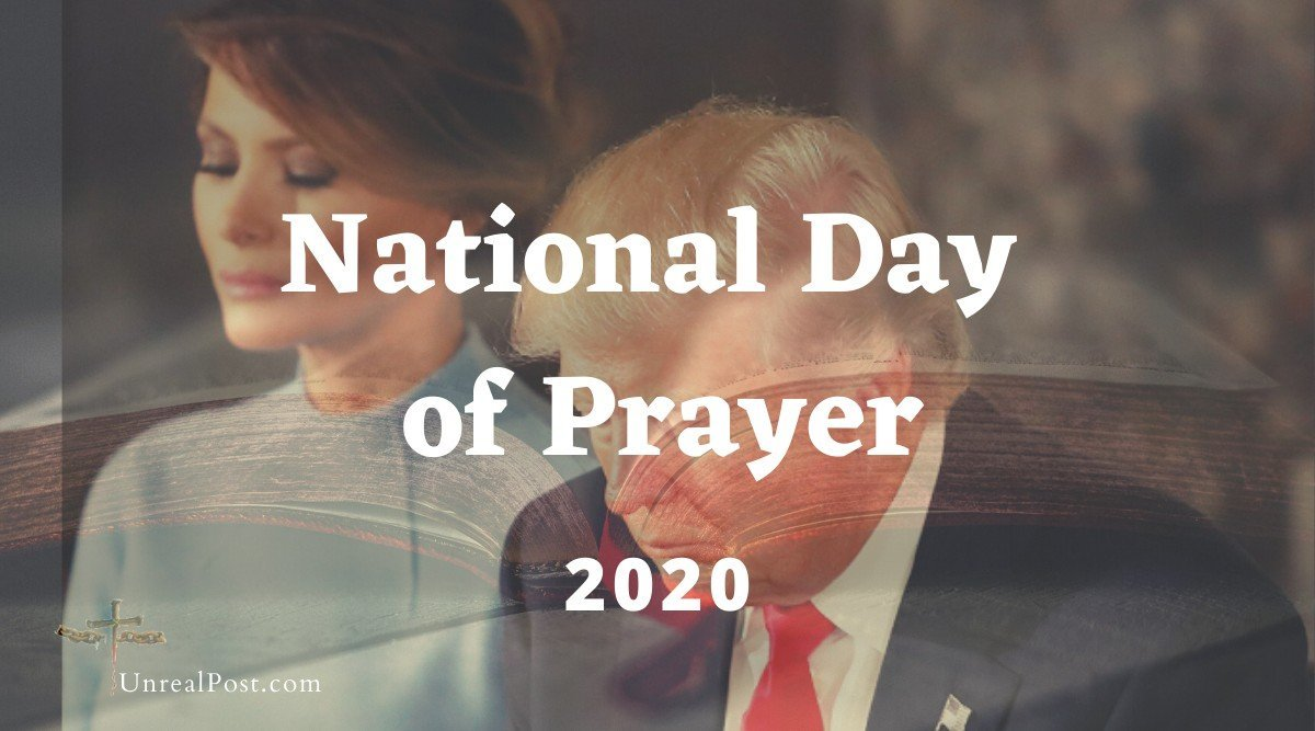 President Donald Trump Proclamation on National Day of Prayer 2020