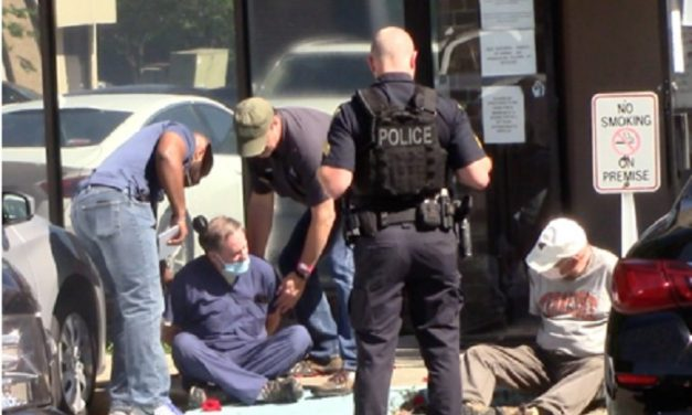 Pro-Lifers Arrested for Praying Outside Abortion Clinic, But They Saved Two Babies Beforehand