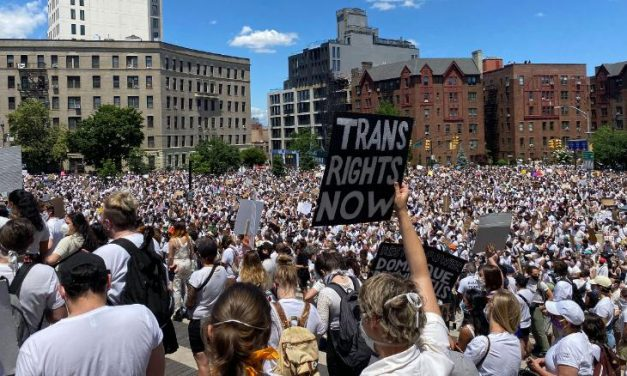 Immorality: Thousands show up for black trans people in nationwide protests