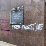 Synagogues in Los Angeles and Richmond vandalized during protests