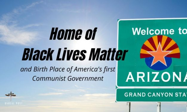 Why is Arizona Government being taken over by the 'Marxist Group' Black Lives Matter