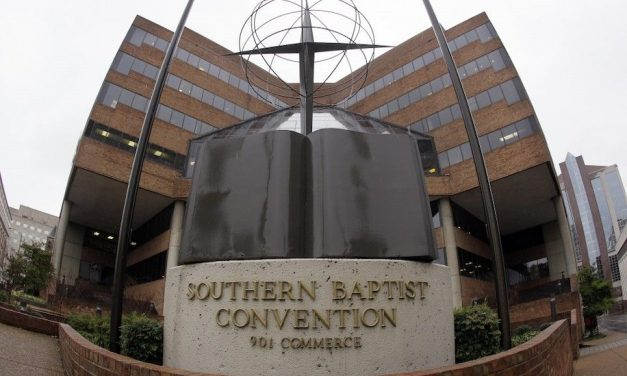Southern Baptists see historic drop in membership