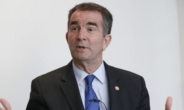 """Governor Ralph Northam Wants to Add a """"Right"""" to Kill Babies in Abortions to the Constitution"""