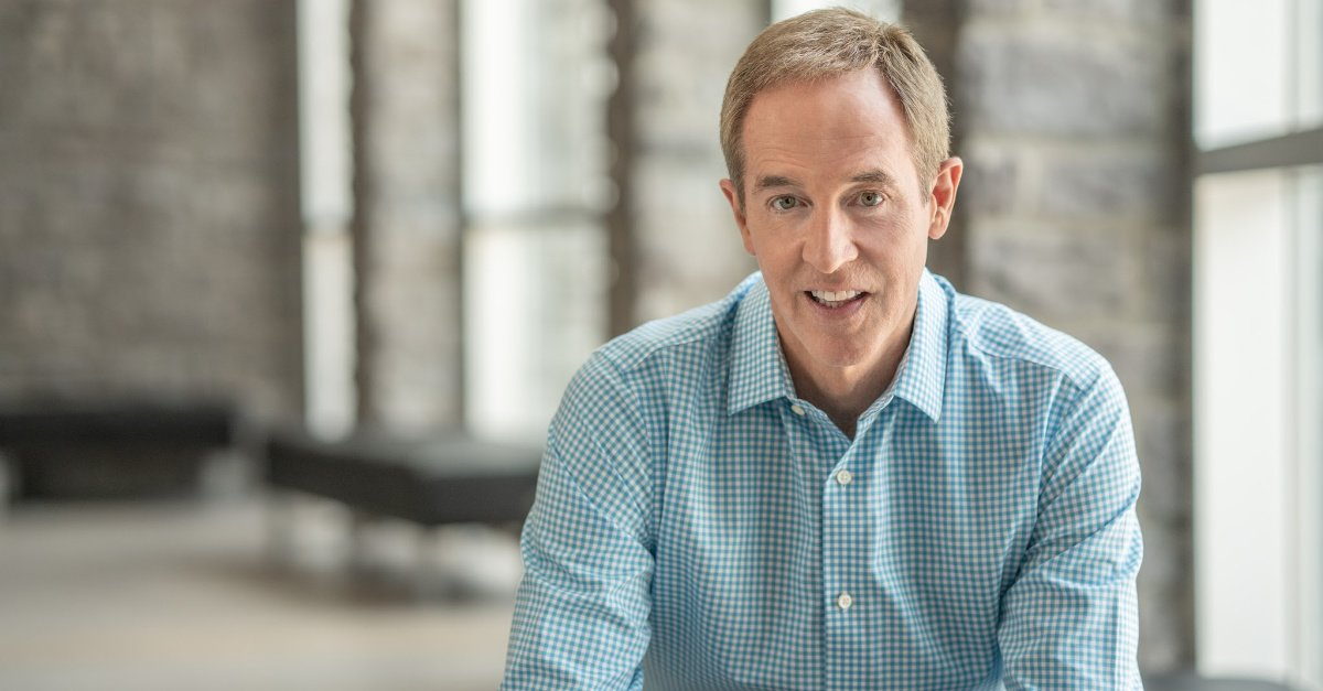 'We Love You Too Much to Open Our Doors': Andy Stanley Shares Why His Church Won't Reopen until 2021