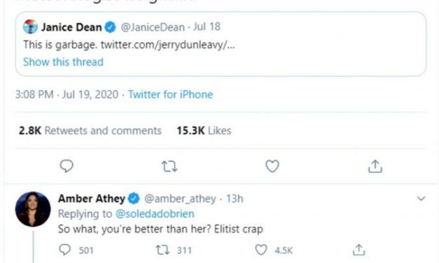 Ex-CNN Host Soledad O'Brien Mocks Janice Dean, Whose In-Laws Died in NY Nursing Home